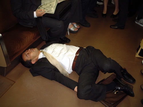 drunk sleep Gay