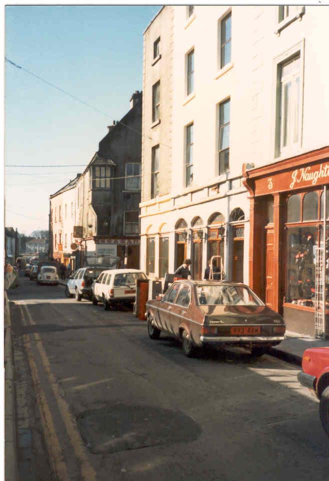 Old Photos Of Galway John Murphy