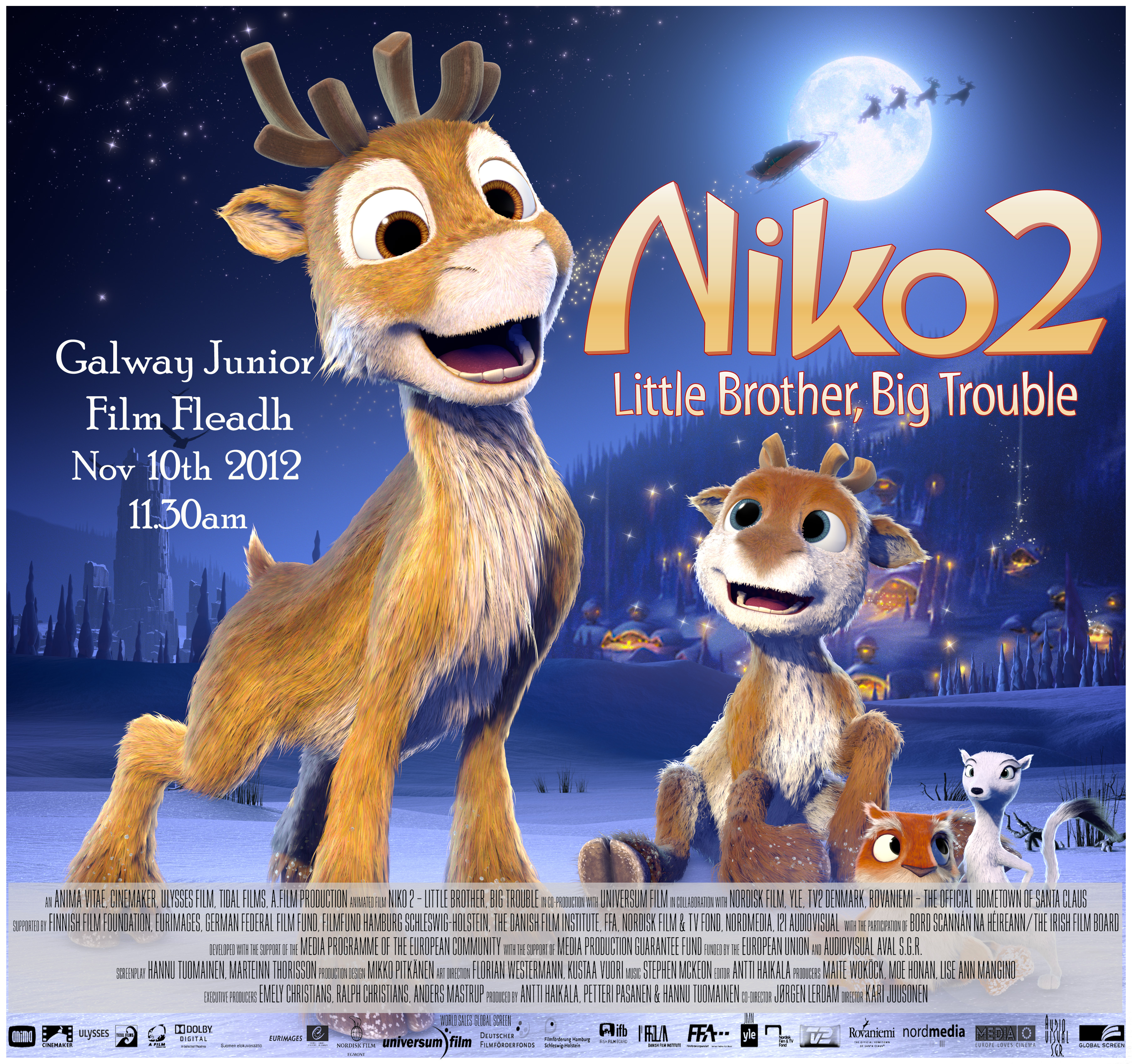 niko 2 little brother big trouble 2012