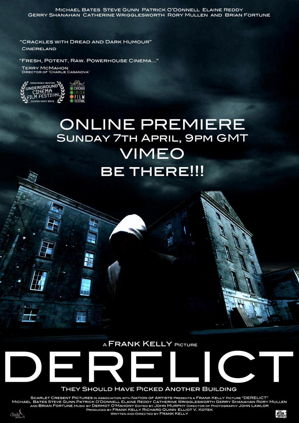 derelict vimeo